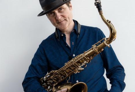 Tim Ries, saxofonist al trupei The Rolling Stones, va cânta la Arad