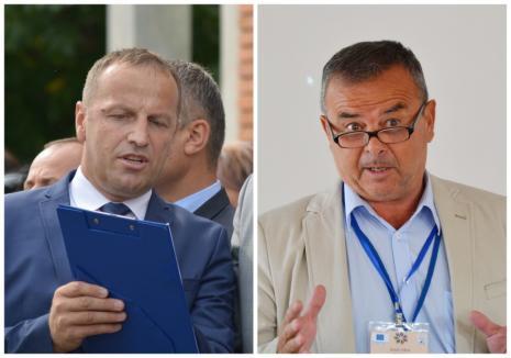 Care pe care: Scandalul între şeful IŞJ Bihor şi directorul Colegiului Onisifor Ghibu continuă