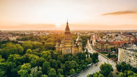Criza Covid: Timișoara, primul mare oraș care intră în carantină în perioada stării de alertă