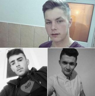 Cine sunt cei trei tineri morţi în accidentul de la Gheghie. Rudele şi prietenii îi deplâng pe reţelele de socializare