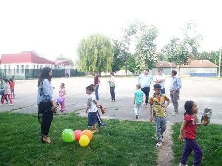 Tinerii liberali au sărbătorit Ziua Copilului împreună cu micuții din Centrul de plasament nr. 2 (FOTO)