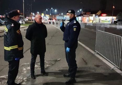 Prefectul de Bihor, raport de pandemie: 200.000 de persoane au intrat în țară prin vama Borș (VIDEO)
