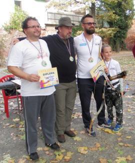 S-a încheiat ediţia din acest an a Campionatului Judeţean de tir cu arcul (FOTO)