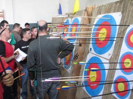 Campionatul Judeţean de tir cu arcul, în acest week-end, la complexul Kingsland