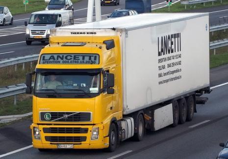Lancetti Transport angajează secretară