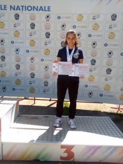 Sportivii de la CSU Oradea au cucerit 13 medalii la Naţionalele de tir pentru juniori III de la Bucureşti (FOTO)
