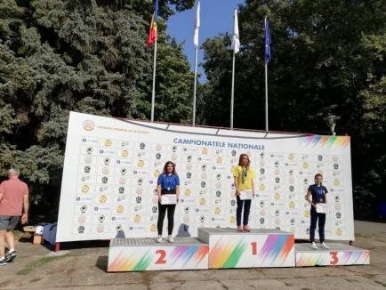 Orădenii de la CSU şi-au adjudecat 30 de medalii la Naţionalele de Tir Sportiv pentru seniori, tineret şi universitare (FOTO)