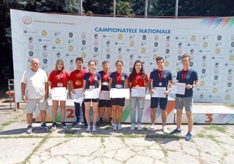Orădenii de la CSU şi-au adjudecat 20 de medalii la Naţionalele de tir sportiv