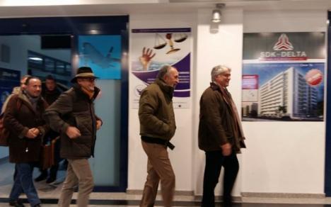 Milionarii Europei au aterizat la Oradea pentru vânătoarea de la Balc, în frunte cu Ţiriac. Vezi cine sunt oaspeţii de anul acesta!