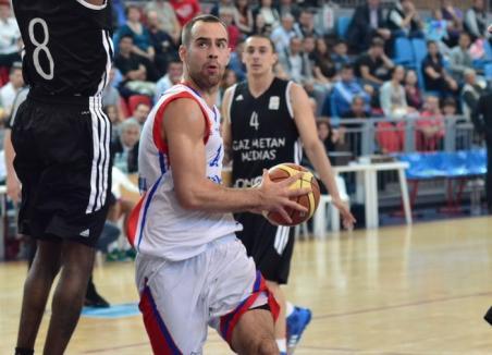 Titus Nicoară, Dani Popescu şi Bogdan Ţîbîrnă, convocaţi în echipa naţională de baschet