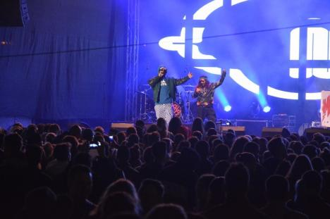 Poftă de festival: Toamna Orădeană a avut priză la public încă din prima seară (FOTO/VIDEO)