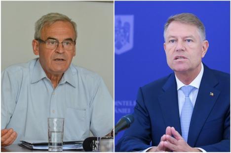Scandalul 'jó napot': László Tőkés i-a făcut denunţ penal lui Klaus Iohannis pentru 'instigare la ură'împotriva ungurilor