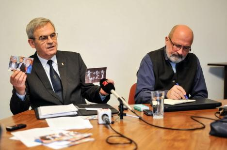 Laszlo Tokes: 'UDMR este PSD-ul maghiarilor din România' (VIDEO)