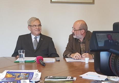 Tökés László: UDMR Bihor a transformat Eparhia reformată de Piatra Craiului într-o biserică de partid