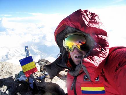 Celebrul alpinistul arădean Torok Zsolt a fost găsit mort în zona Vârfului Negoiu