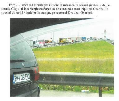 Poliţistul... din umbră: Un cunoscut ofiţer în rezervă propune soluţii pentru traficul din Oradea. Cine-l ascultă? (FOTO)