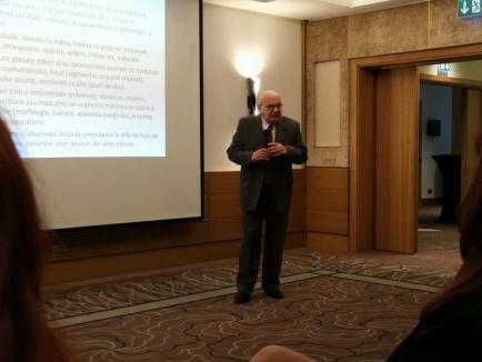 Medicii bihoreni au dezbătut problema traficului de fiinţe umane şi de organe (FOTO)