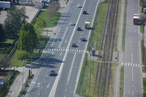 CNAIR vrea să afle părerea orădenilor despre poluarea sonoră produsă de traficul rutier pe drumurile naţionale care 'taie' oraşul