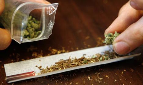 Ieşean arestat la Oradea, pentru trafic cu cannabis