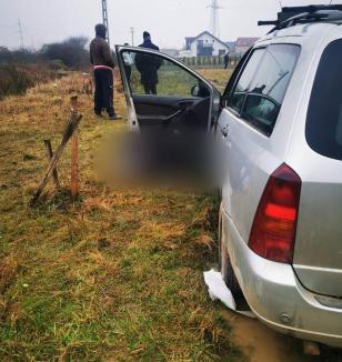 Tragedie în Bihor: Un bărbat de 35 de ani a murit zdrobit de propria maşină, împotmolită în noroi
