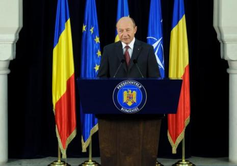 Băsescu: Îmi duc mandatul până în ultima zi, cer scuze românilor pentru arestarea fratelui meu