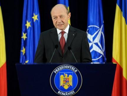 Băsescu: Rusia este partenerul teroriştilor