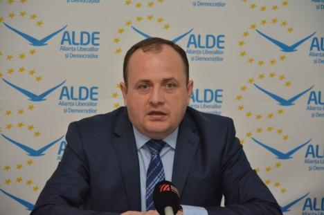 Traian Bodea, exclus din ALDE, riscă să-şi piardă funcţia de vicepreşedinte al Consiliului Judeţean Bihor