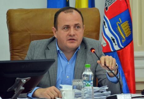 Fostul vicepreşedinte al CJ Bihor, Traian Bodea, este bolnav de Covid, împreună cu toată familia