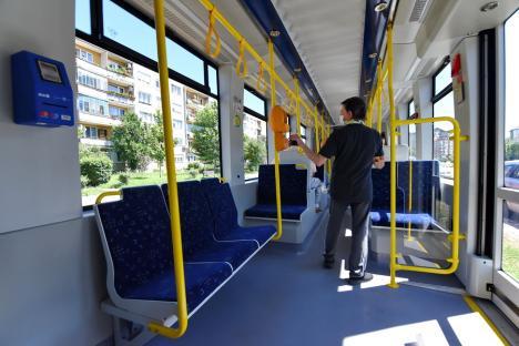 OTL: Staţionări tramvaie în 4 august