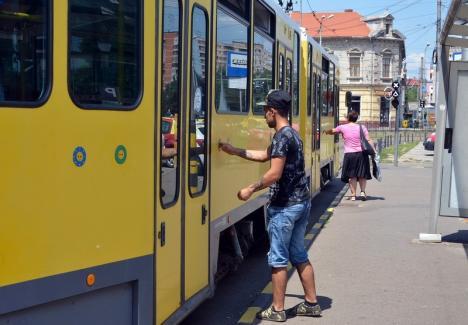 OTL: Staţionări tramvaie în data de 27 august