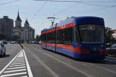OTL: Staționări tramvaie 19 aprilie