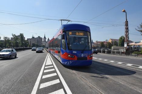 OTL: Staționări tramvaie în 24.11.2020