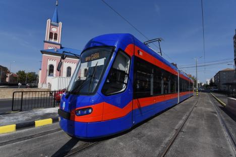 OTL: Din 14 septembrie, în orele de vârf în Oradea vor circula 40 de tramvaie şi 75 de autobuze