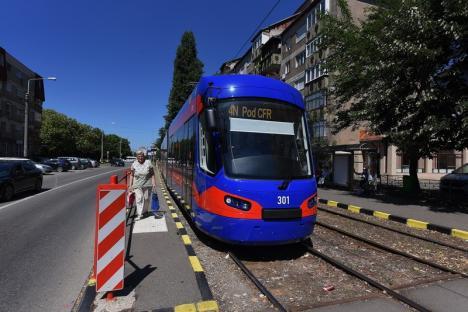 OTL: Staţionări tramvaie în 14.09.2020