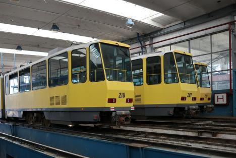 OTL angajează electrician / electromecanic pentru întreţinere tramvaie