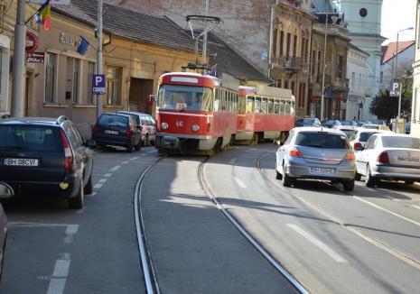 OTL, staţionări tramvaie în perioada 13 - 15 august 2021