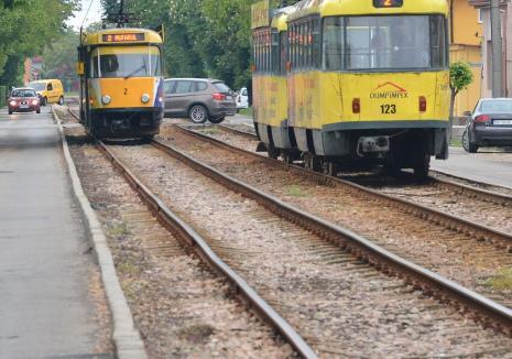 OTL: Staţionări tramvaie în data de 23 octombrie 2019