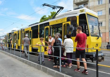 OTL: Staţionări tramvaie în data de 30 octombrie 2019
