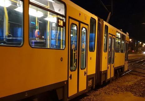 OTL: Staționări tramvaie în 29 iulie 2019