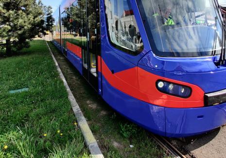 OTL: Staţionări tramvaie în 24 august