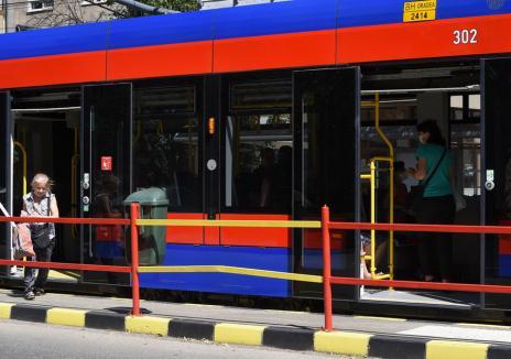 OTL: Staționări tramvaie în 2 august
