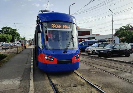 OTL: Staţionări tramvaie în 20 iulie