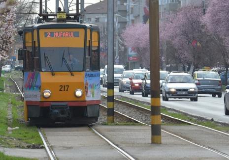 OTL anunță reluarea circulației tramvaielor pe linia 2