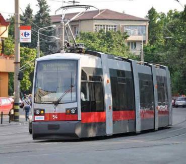 Vatman bătut de un călător supărat de viteza prea mică a tramvaiului