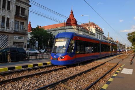OTL: Staționări tramvaie în 14 septembrie 2021