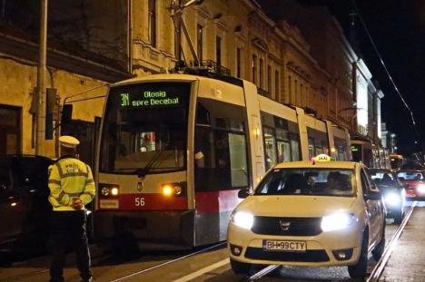 Staționări tramvaie în 4 decembrie