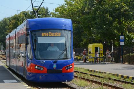 OTL solicită opinia orădenilor privind reconfigurarea traseelor de tramvai