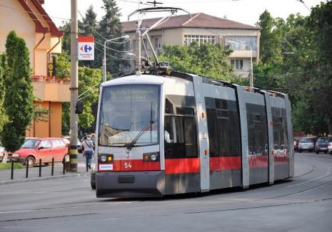 E oficial: Oradea va cumpăra cel puțin 10 tramvaie nou nouțe