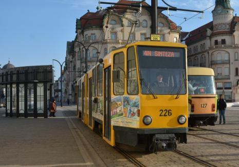 Greva OTL s-a anulat! Tramvaiele şi autobuzele circulă după graficele obişnuite