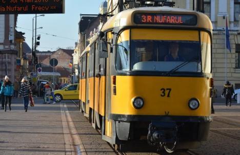 Grevă de avertisment la OTL! Tramvaiele şi autobuzele nu vor ieşi pe trasee joi în orele de vârf